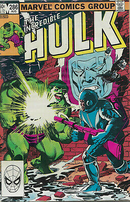 INCREDIBLE HULK (1968) #286 - Back Issue (S)