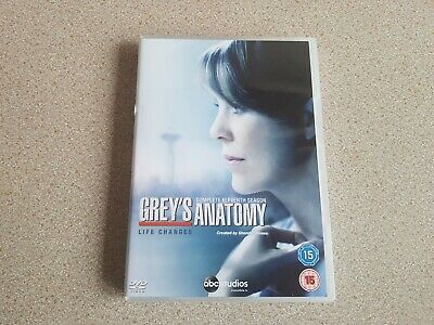Greys Anatomy Complete Season 11 (6 Dvd Set) Genuine Uk