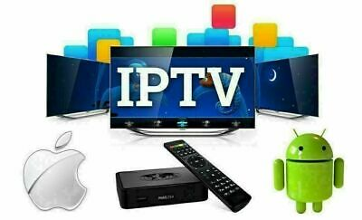 12 MONTH IPTV 21000+ ( Firestick, MAG, Android, Smart TV, STB, IOS, OPENBOX )