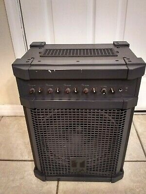 TOA KD-1 50 watt  Mixer/Speaker System/Keyboard Amp