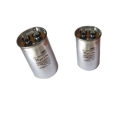 12 UF 450V ELECTRIC MOTOR RUN CAPACITOR WITH LEAD/&BOLT