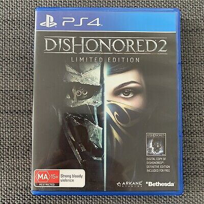 Dishonored 2 (PS4 Game) PlayStation 4