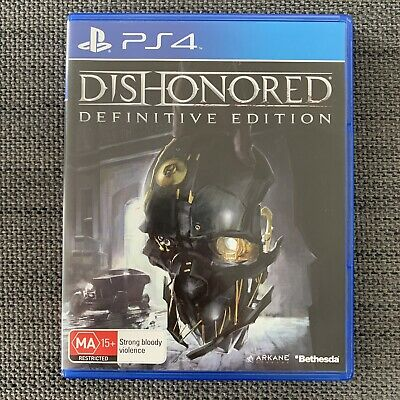 Dishonored Definitive Edition (PS4 Game) PlayStation 4