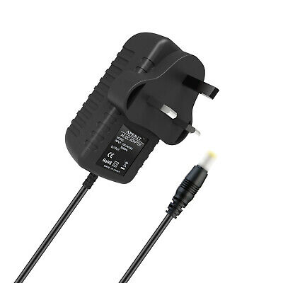 UK Adaptor Power Supply Charger for Maxtouuch Android Tablet PC LA-520W LA520W