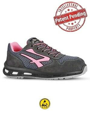 Scarpa Antinfortunistica Bassa Cherry Da Donna S1P U Power Redlion +Buono Sconto