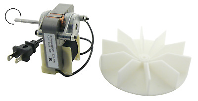 Broan 362 Replacement Vent Fan Motor 1 03 Amps 1500 Rpm