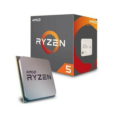 AMD Ryzen 5 2600 - 3.40 GHz Hexa Core (YD2600BBAFBOX) Processor