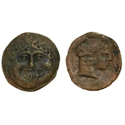 Ancient Indo-Greek Unresearched Coin,  171-135Bc. (1)