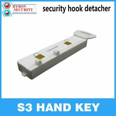 S3 Handkey EAS Detacher Key Security Handkey Display 1pc Magnetic Hanger Release