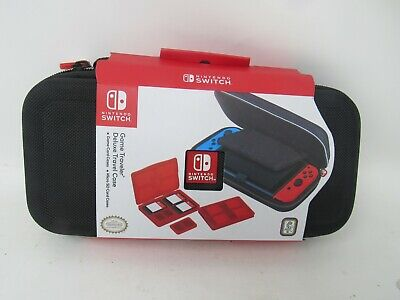 Authentic Nintendo Switch - Game Traveler Deluxe Travel Carrying Case see detail
