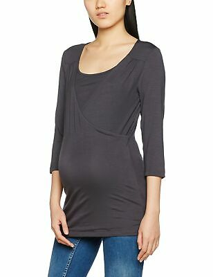 MAMALICIOUS Mllenny Petit Tess 3/4 Jersey Top Nf A, Maglia a Maniche Lunghe JkP0