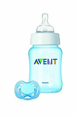 Philips AVENT SCD783/19 baby gift set - baby gift sets (Blue, White, Silico J2Ff