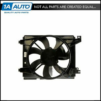 A//C Condenser Fan Assembly-Air Conditioning Fan Assembly fits 09-14 Honda Fit
