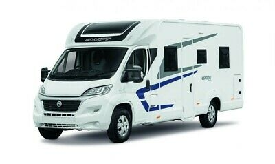 4 Berth Motorhome Hire available from Luna Motorhome Hire - Various Dates