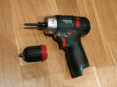 Parkside 12v Battery Drill Screwdriver PBSA 12 body only