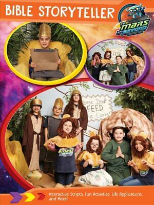 Vacation Bible School (Vbs) 2019 to Mars and Beyond Bible Story... 9781501868245