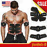 Ultimate Abs Stimulator Rechargeable Ab Workout Abdominal Trainer Muscle Toner