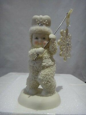 "Department 56 Snowbabies snowDream Collection ""The Grand Marshall"" Figurine 2015"
