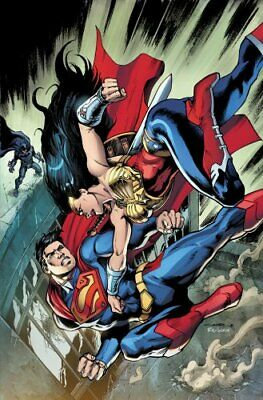 Injustice: Gods Among Us Year Four The Complete Collection 9781401285807