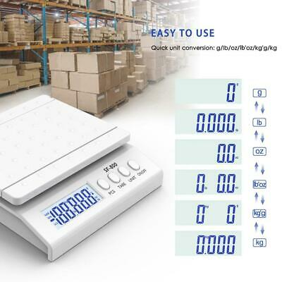 Portable Digital Hanging Scale 200 KG / 440 LBS Industrial Crane Scale + Battery