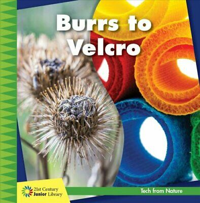 Burrs to Velcro by Jennifer Colby 9781534139466 | Brand New | Free CA Shipping