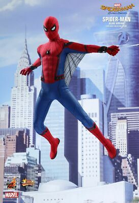 SPIDERMAN: Homecoming - Deluxe 1/6th Scale Action Figure MMS426 (Hot Toys) #NEW