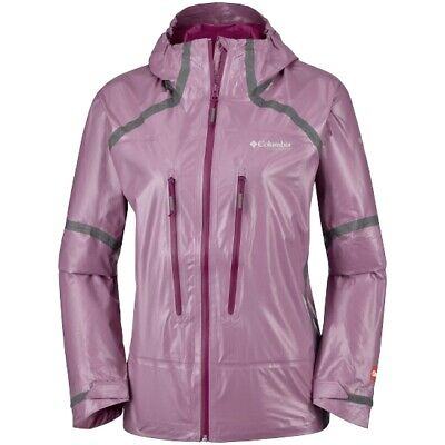 COLUMBIA Outdry Ex Featherweight Shell W Wine Berry 1770793 550/