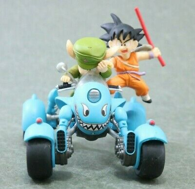 Figure Mecha Collection Dragon Ball Vol.2 Ryu-Mao/'s Car Bandai Japan SB