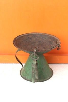 Indian Temple Jyot For Pooja Lamp Old Vintage Decorative Collectible C-44