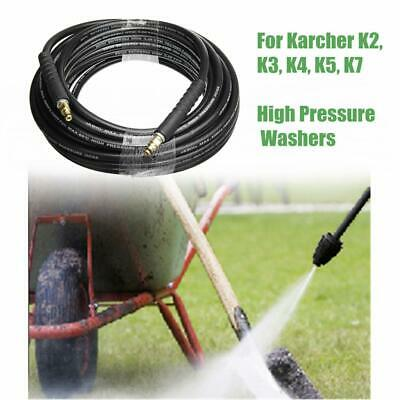 6/10/15M High Pressure Washer Water Cleaning Drain Hose Pipe for KARCHER K2 - K7