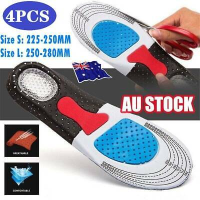 4PCS Caresole Plantar Fasciitis Insoles FootConfortPlus Feeling Younger LG