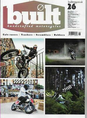 BUILT Magazine No.25 (Bike Shed London)NEW*Post included to UK/Europe/USA/Canada