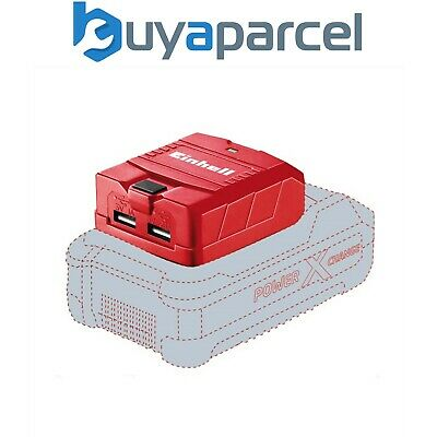 Einhell Potenza x Modifica USB Caricabatterie Mobile Tablet Te-Cp 18 4514120