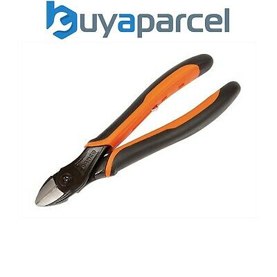 Bahco 2101G-180N Ergo Side Cutting Pliers Spring In Handle 180 mm