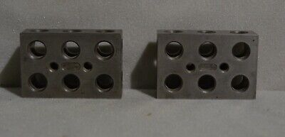 Finn 1-2-3 Precision Blocks 2 Lot
