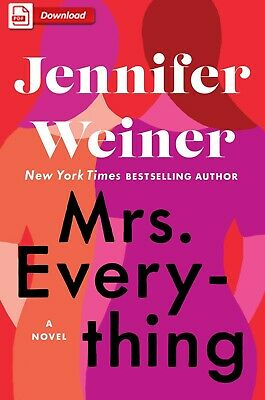 Mrs. Everything: A Novel {PDF eb00k}