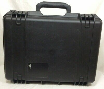 Pelican Storm Case Waterproof Hard Case, Some Foam, Pre-Owned