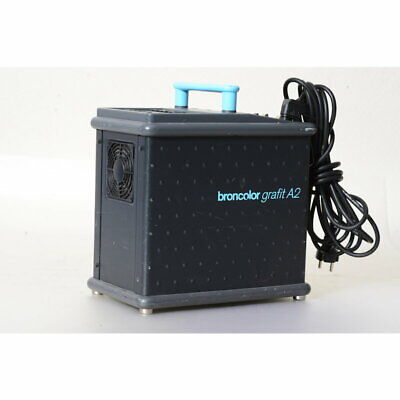 Broncolor Graphite A2/1600Ws Power Pack / 230VAC - D051124