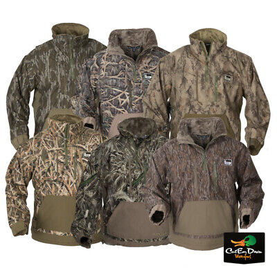 970e1d726a350 New Banded Gear Chesapeake 1/4 Quarter Zip Camo Pullover Jacket - B1010006 -