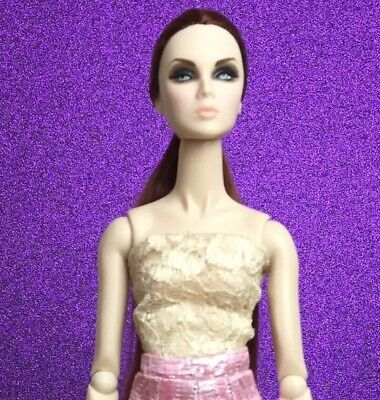 Fashion Royalty Nu Face Poetic  Beauty  Lilith 2.0  Doll Nude Integrity Toys