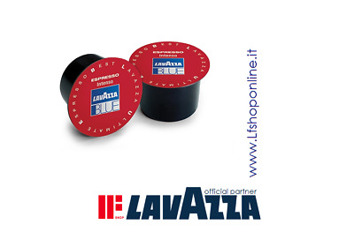 100 Capsule Caffè Lavazza Espresso Blue Intenso -  Lavazza® Official Partner