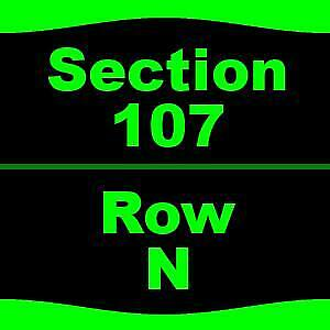4 Tickets Columbus Blue Jackets New York Rangers 2/14 Nationwide Arena