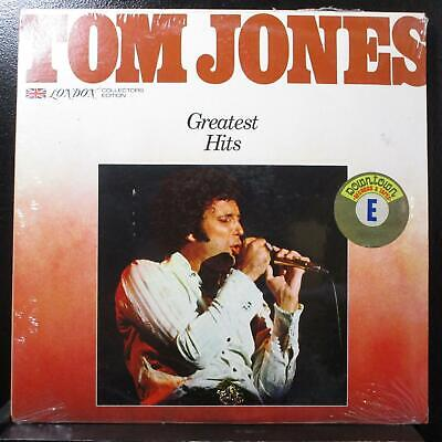 Tom Jones - Greatest Hits new sealed LP Vinyl Record 1977 London LC50002 USA