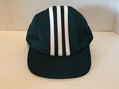 dde846feb ADIDAS DAD HAT 4 Panel Skateboarding Hat Green One Size Fits All Vintage New