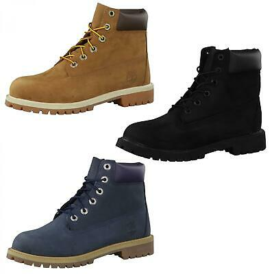 TIMBERLAND BOOTS JUNIOR 12909 Uni Sex Classic FTC_6In Boot