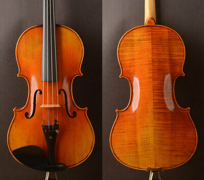 "Oil antique !Strad copy !An Advanced model 15"" Viola,Warm deep tone"