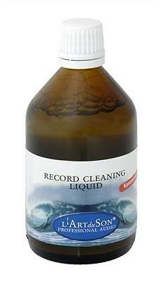 L'ART DU SON  LORICRAFT RECORD CLEANING FLUID  ALKOHOLFREI non alcool based
