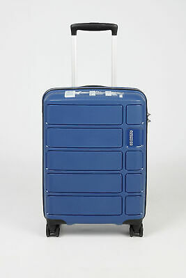 AMERICAN TOURISTER uomo donna Trolley SUMMER SPLASH Trolley Cabina 55cm 4r Blu