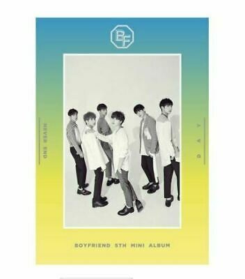 BOYFRIEND Never End 5th Mini Album [Random ver] + Photobook+ PhotoCard+ Tracking