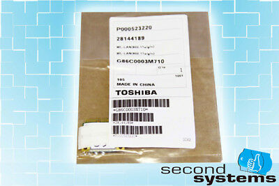New - Original Toshiba WLAN Module 802.11a/G/N Tecra A11 Notebook - P000523220